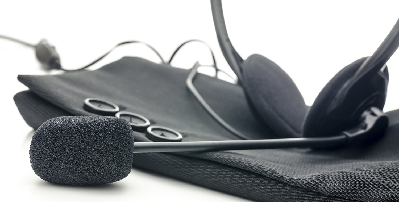 Headset detail